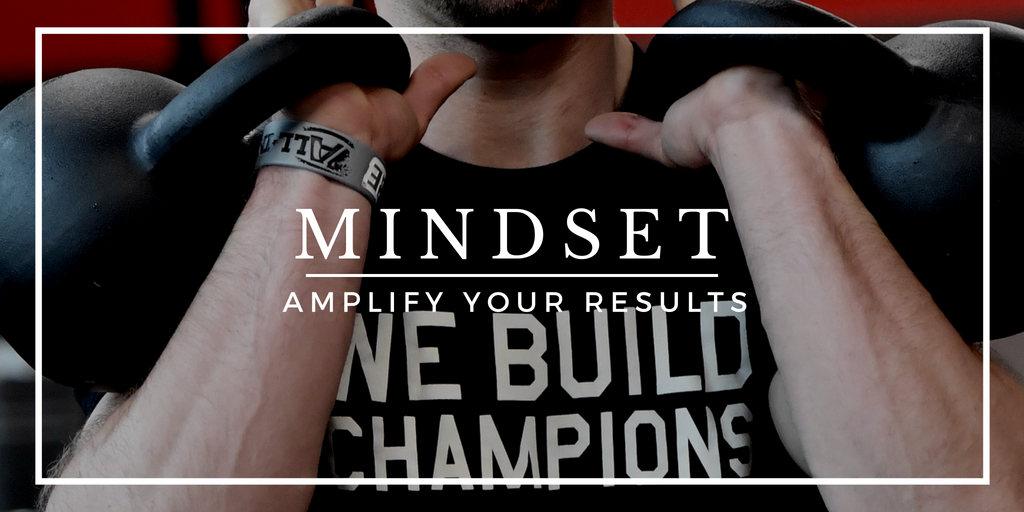 Mindset:  Amplify Your Results